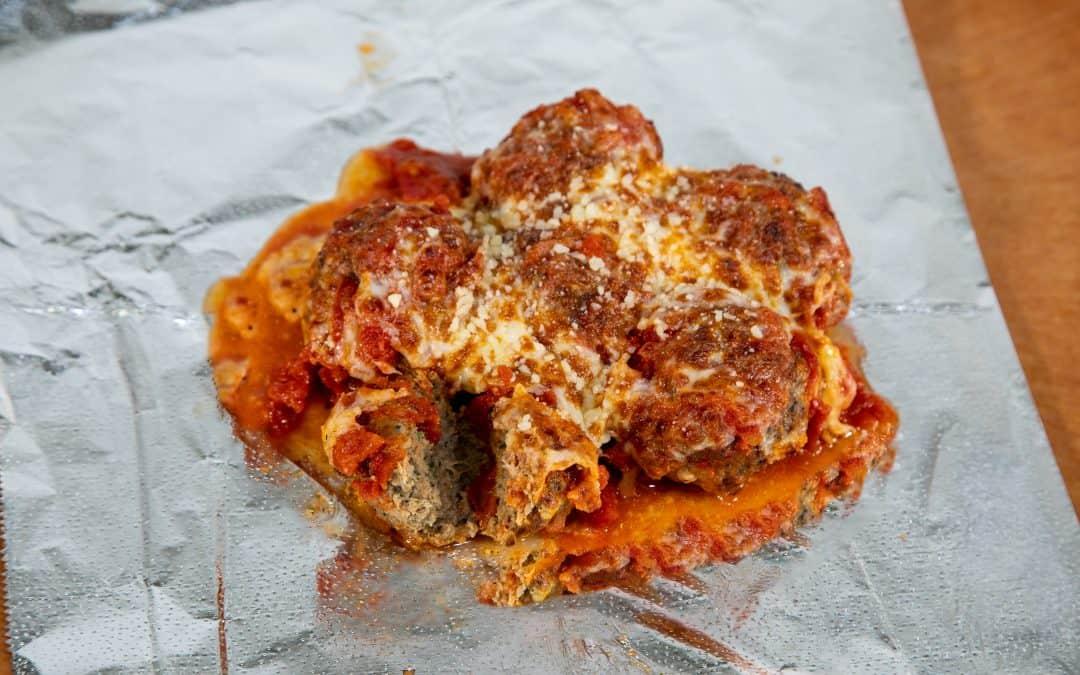 Juicy, Tasty, & Yummy Meatballs   Odd Moe's Pizza