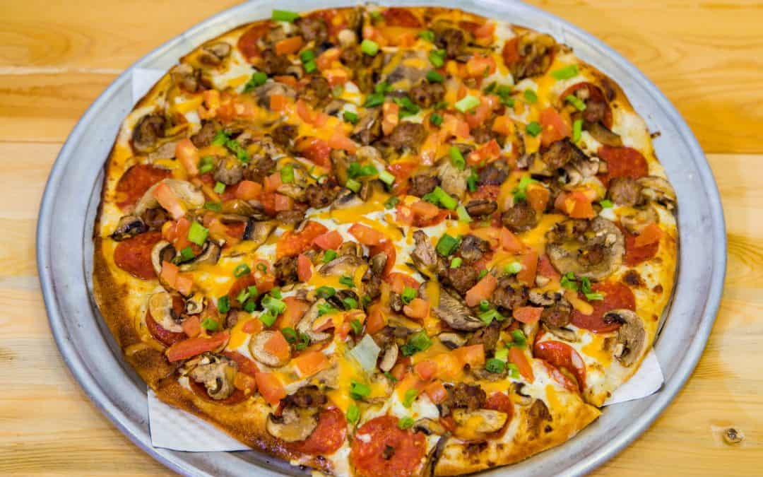 Triple Play Special | Odd Moe's Pizza
