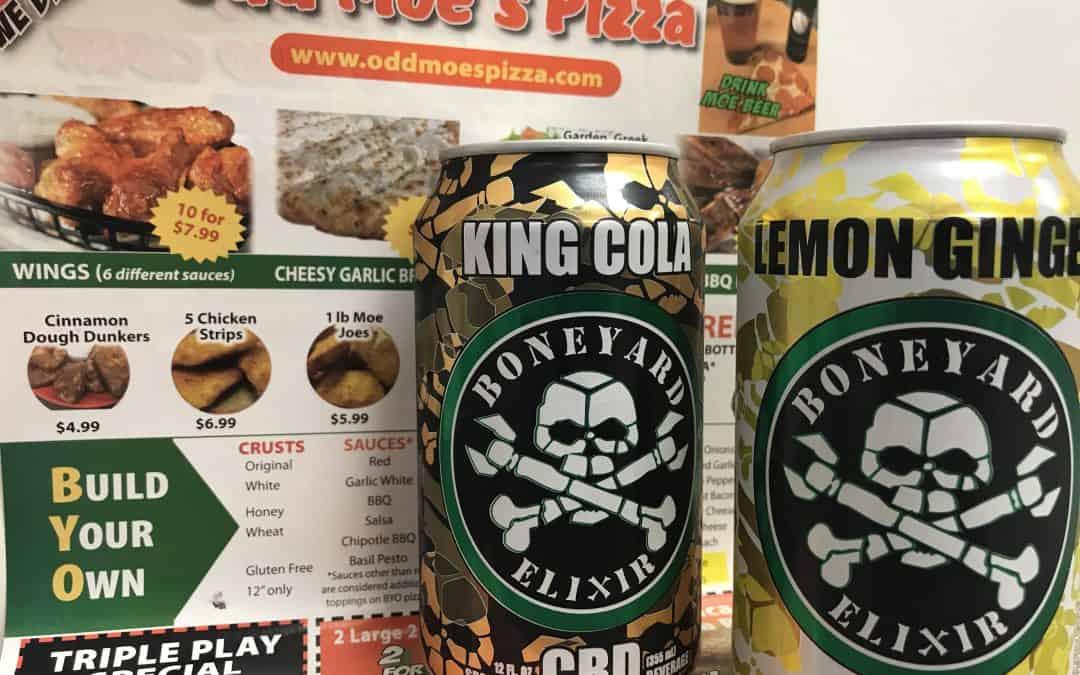 Boneyard CBD Elixir