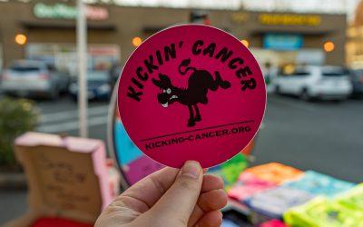 Kickin Cancer March